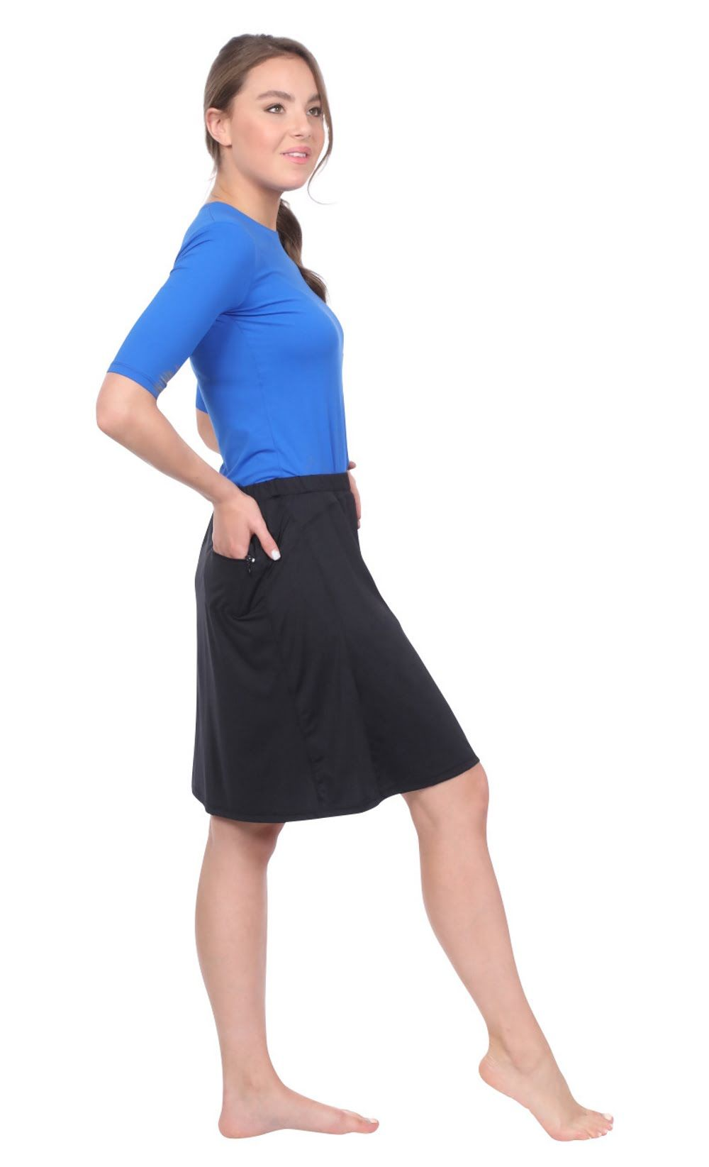 1c1009d64b029 Running Skirt / Sports Skirt With Spandex Shorts For Women