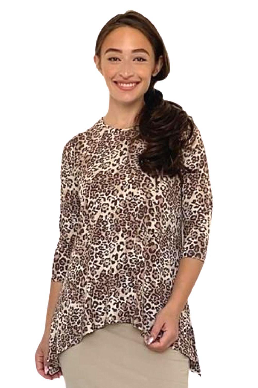 Light Leopard Print