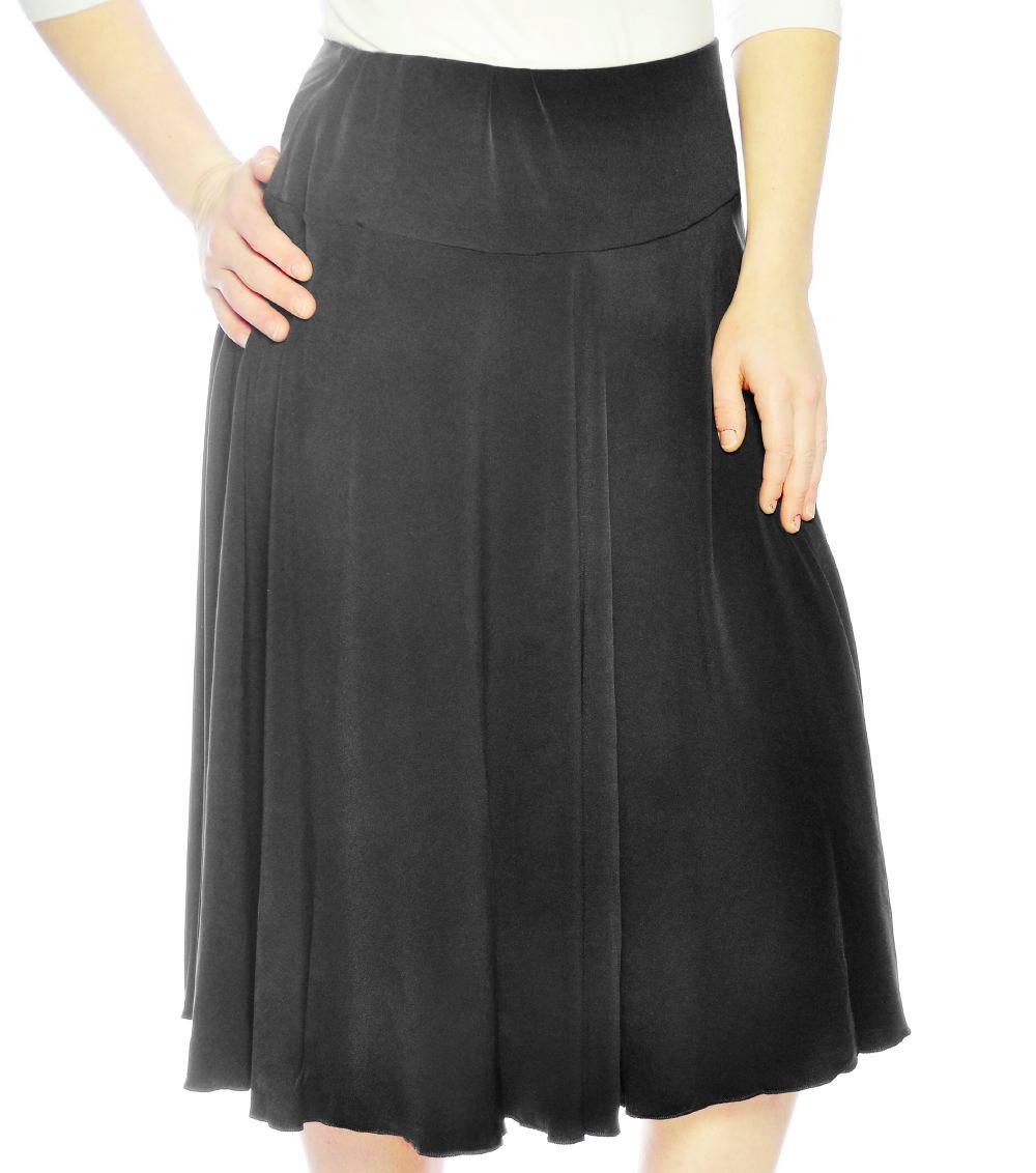 92d2fd0d97c 1437. Pleated Skirt for Women - Long ...