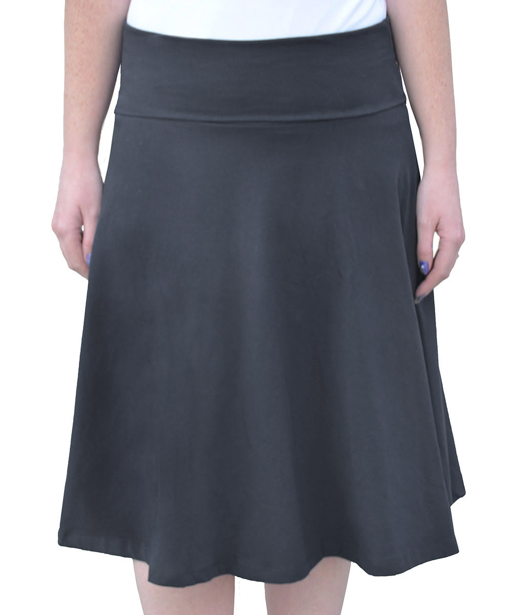 Women's Knee Length Skirts. Modern, Yet Modest Clothing. Casual ...