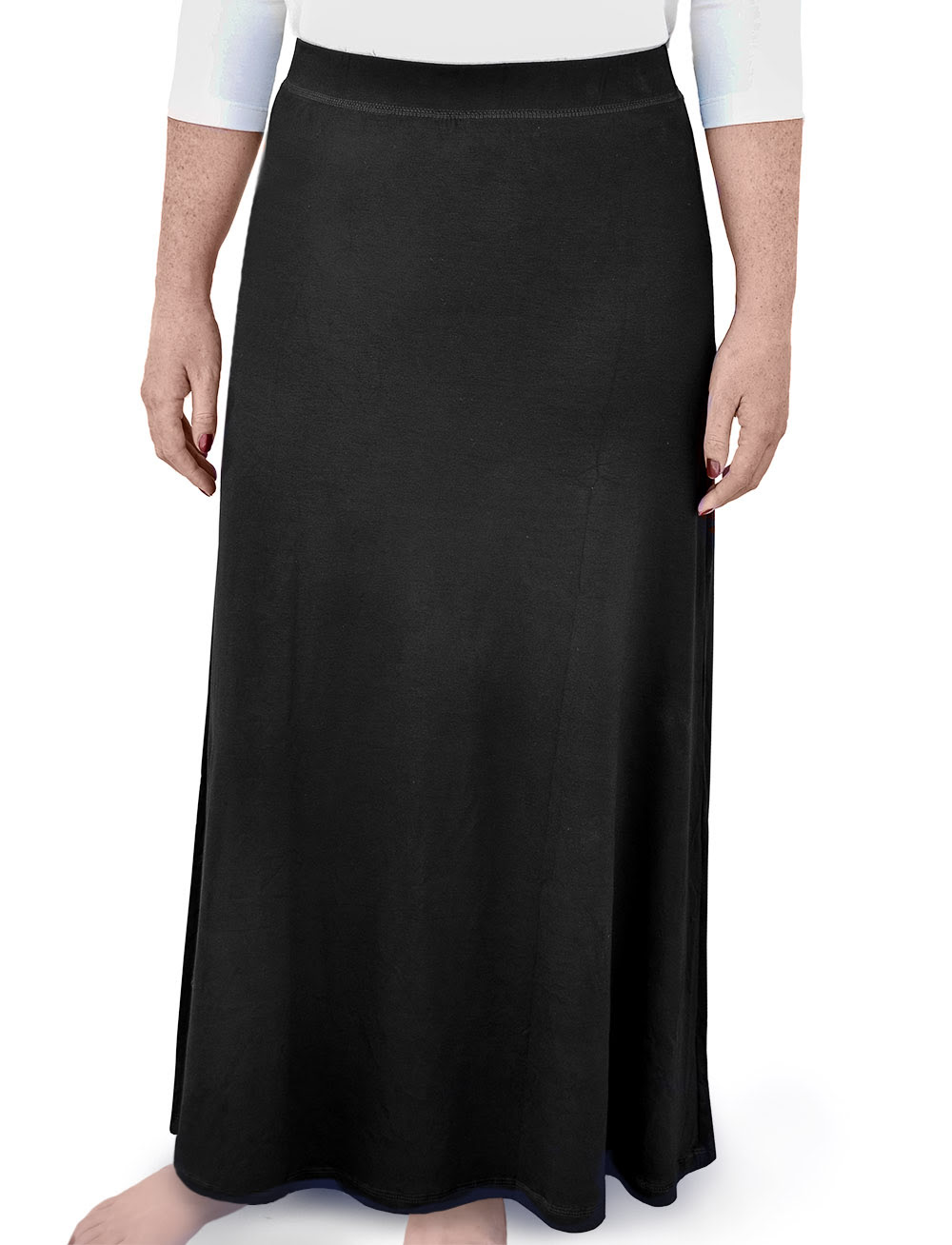 kosher casual s modest a line maxi skirt ebay