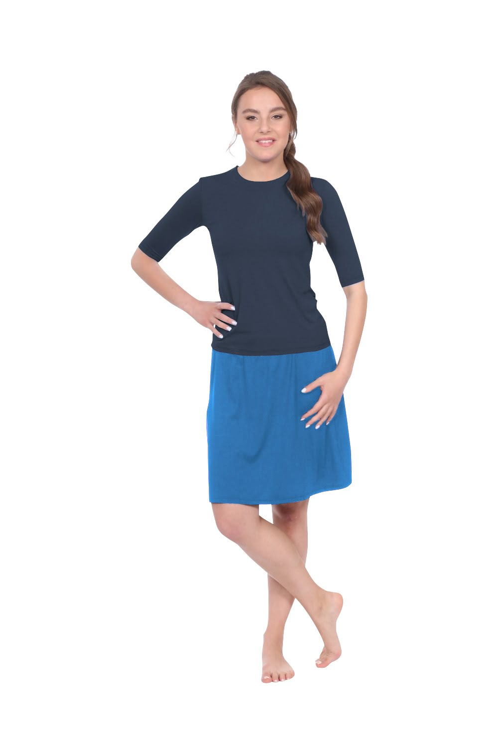 f159d25a0cc03 Running Skirt with Built-in Shorts. Kosher Casual.