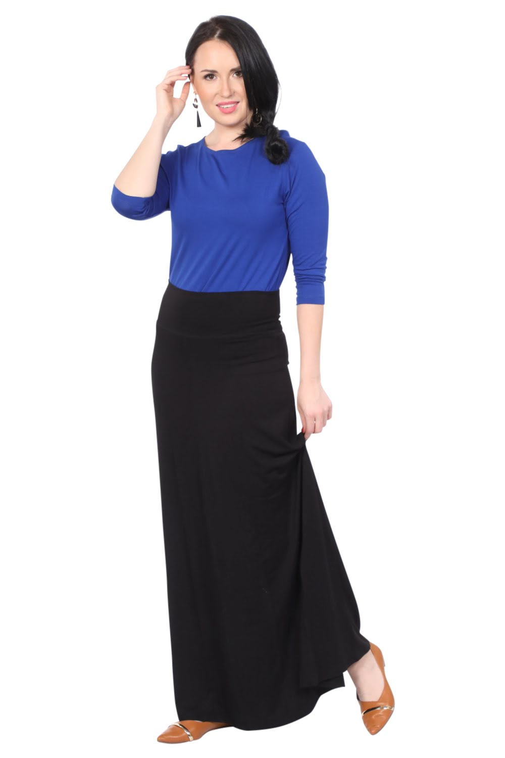 58464c9df8d8 Modest Skirts for Women - Long and Knee Length Skirts
