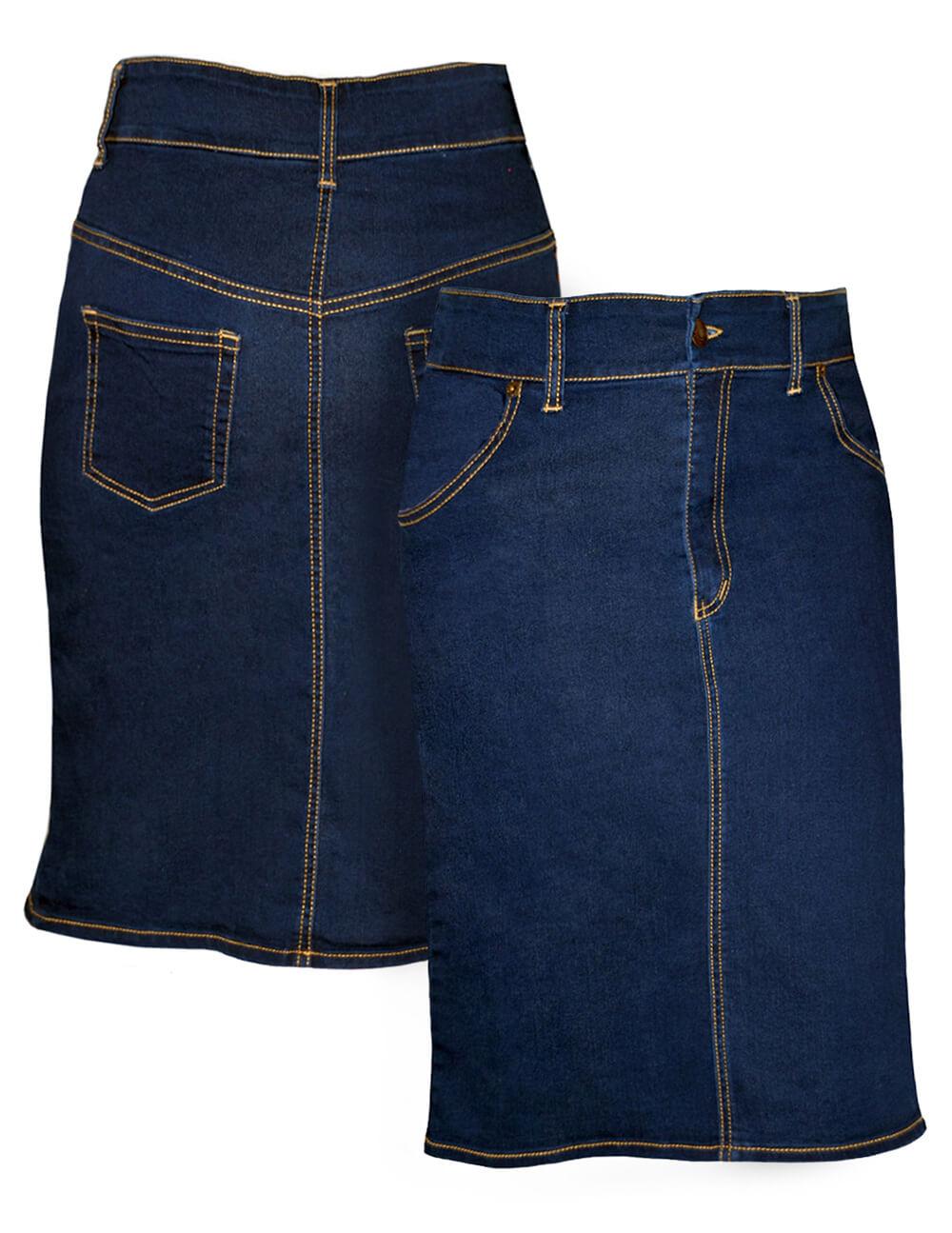 b106e11d18 Girls Modest Knee Length Skirts - Girls Modest Clothing. Modern, Yet ...
