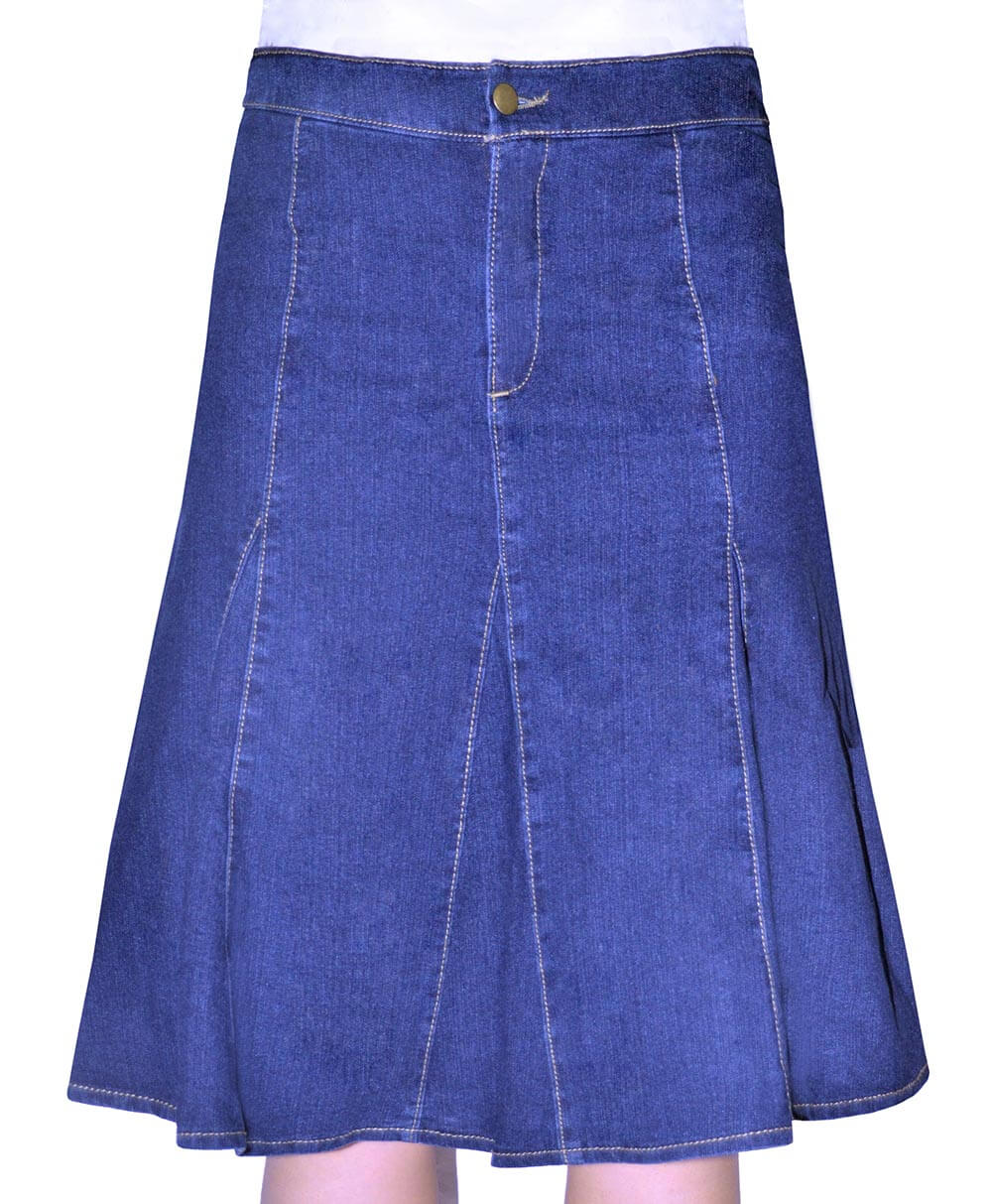 s denim skirt modest denim skirts kosher casual
