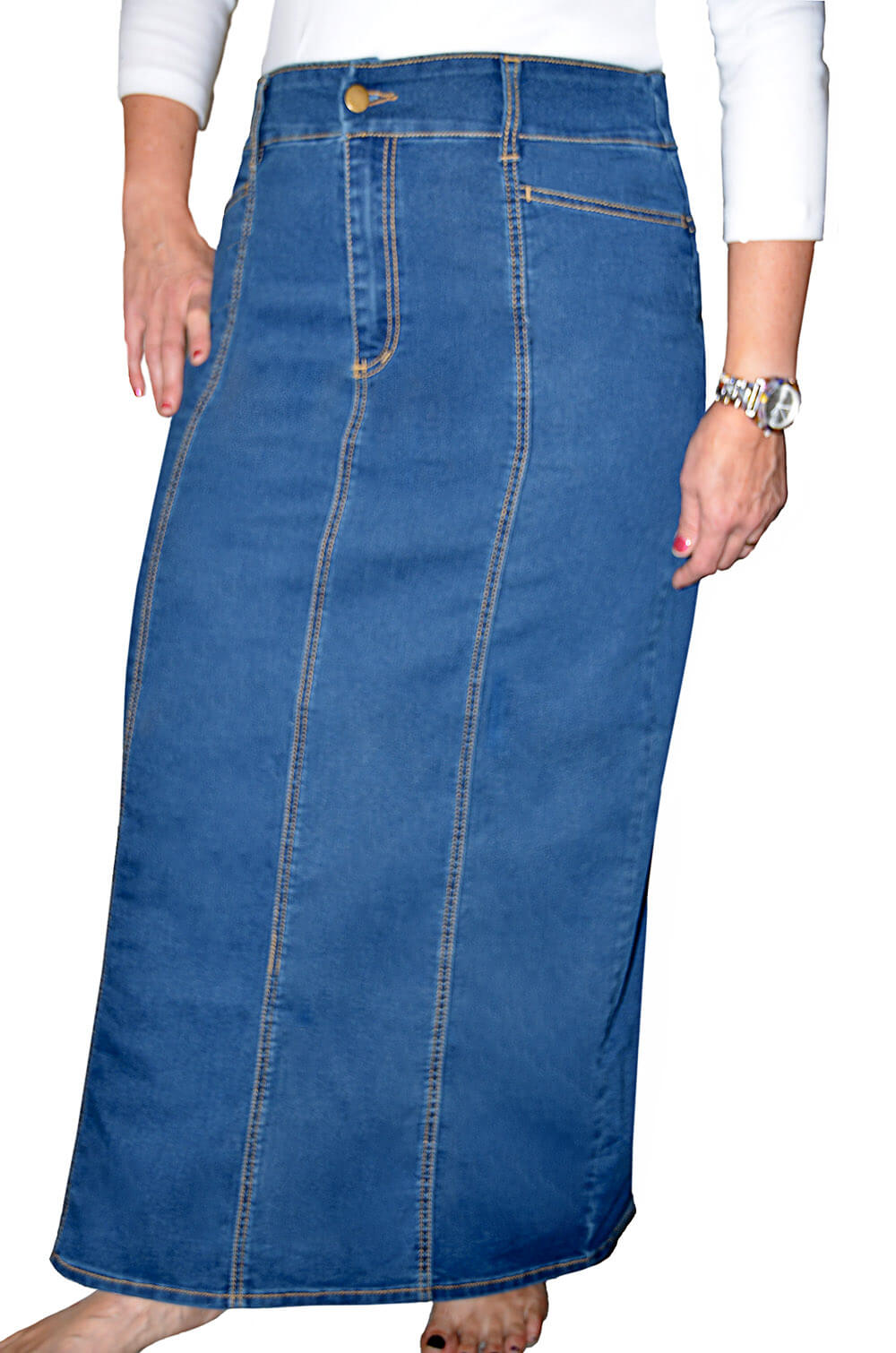 1bb2fec792 Modest Skirts for Women - Long and Knee Length Skirts