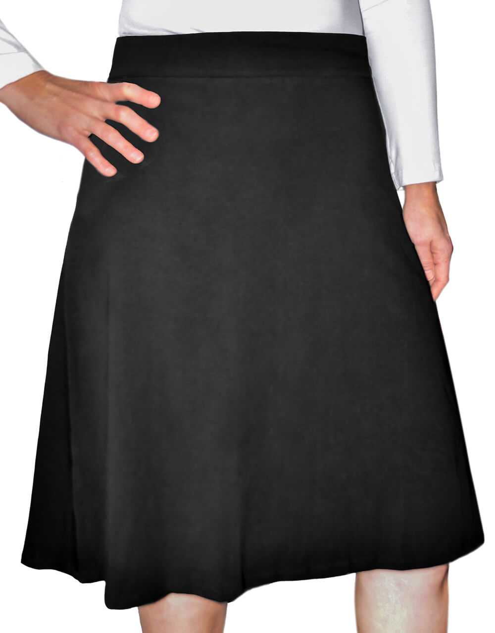 b0cd4131a8 Modest Skirts for Women - Long and Knee Length Skirts