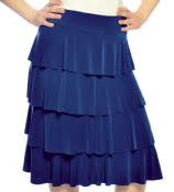 Ruffle Skirt for Women