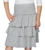 Tiered Ruffle Skirt - 100% Cotton for Girls #1459