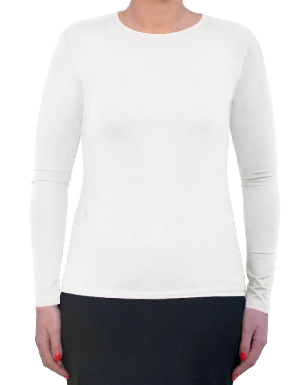 Women's Shell Top Long Sleeve