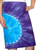 Tie-dye Skirt Pencil for Women