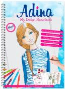 Adina Fashion Design Sketchbook